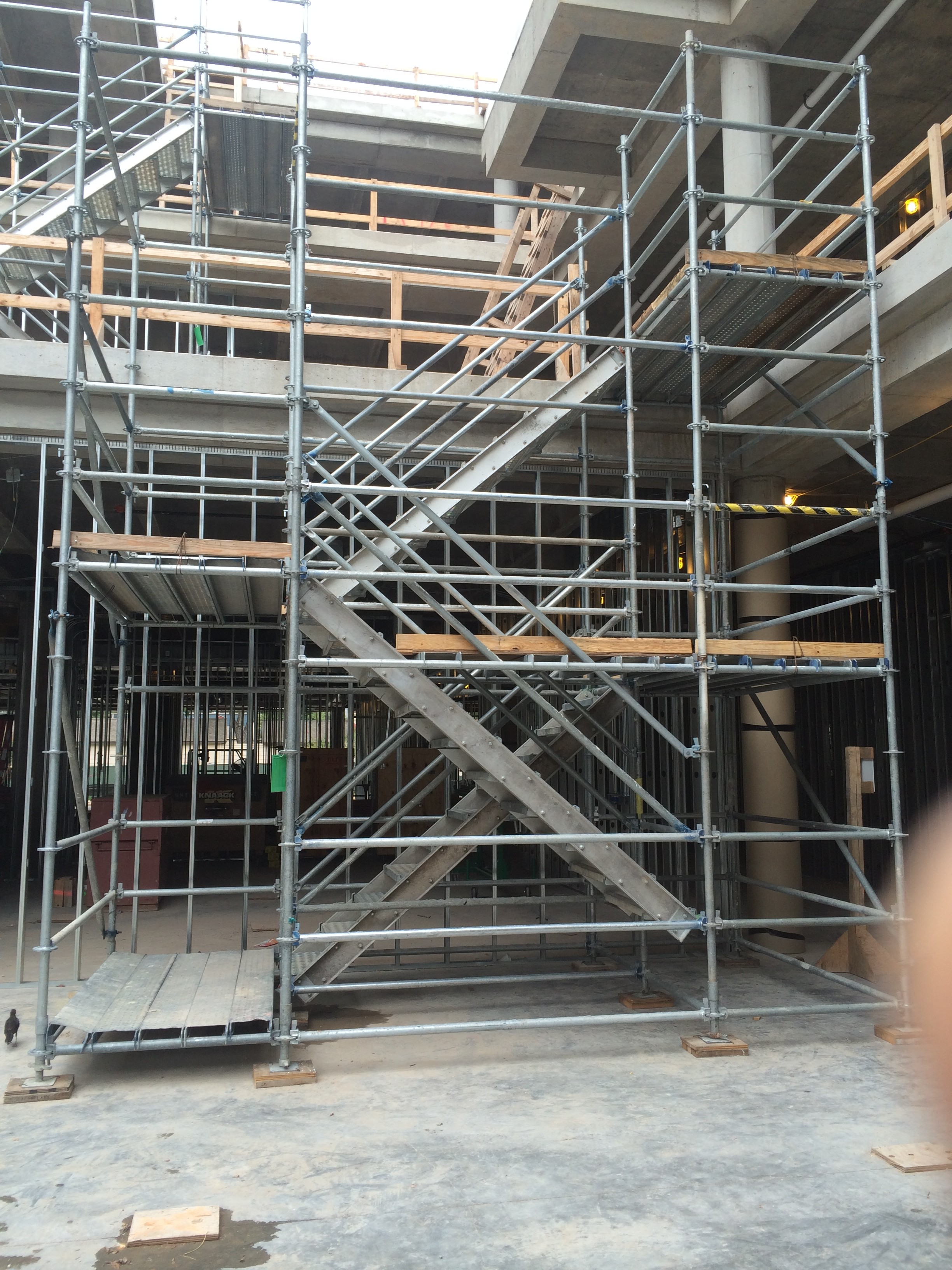 Tower Scaffold Stair Tower Stairway : System bilt rite scaffold scaffolding austin tx