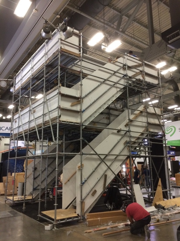 Our Stair Towers Can Be Used For Many Non Convential Means.