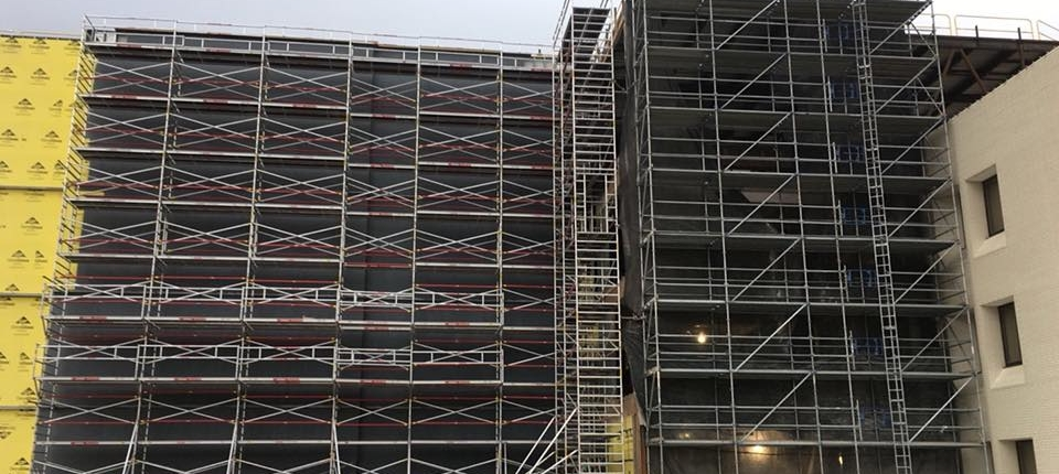 Scaffolds for Commercial Use