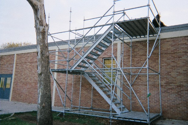 Stair Towers