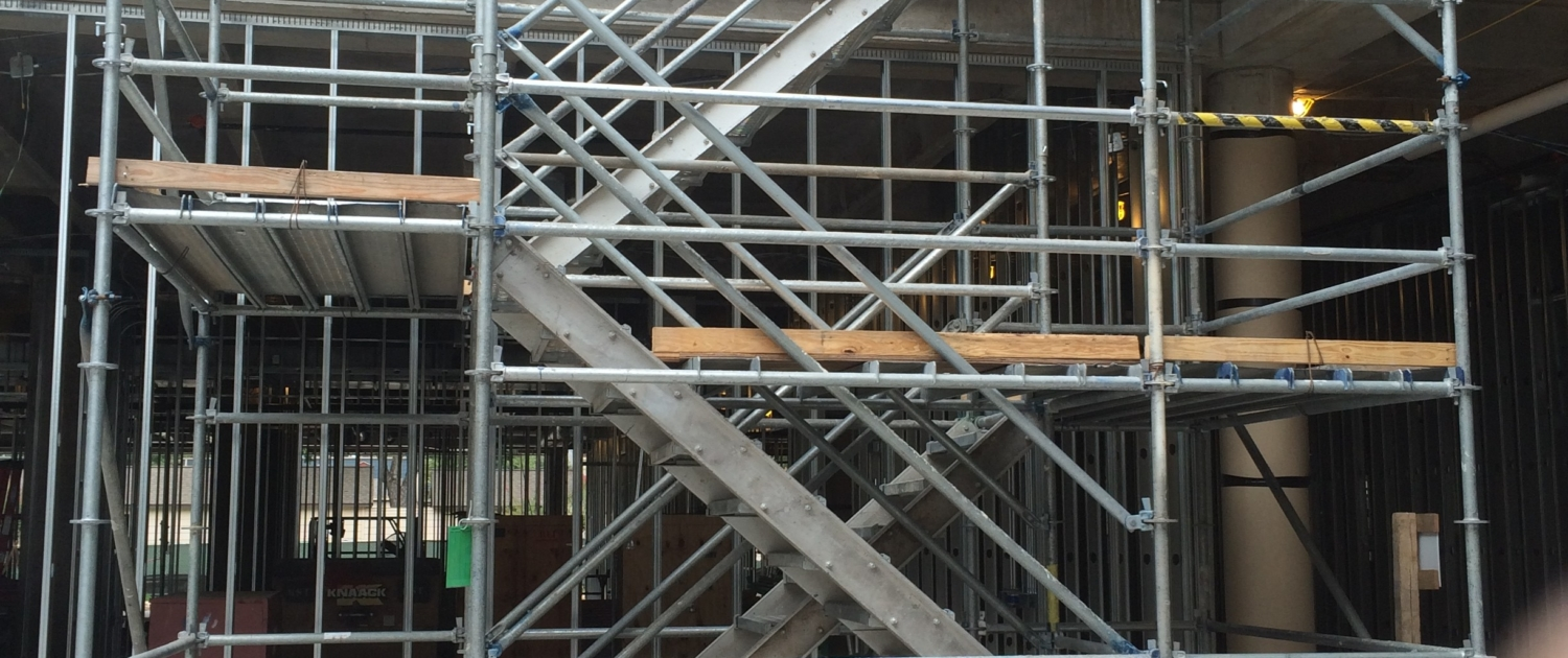 Customized Scaffold