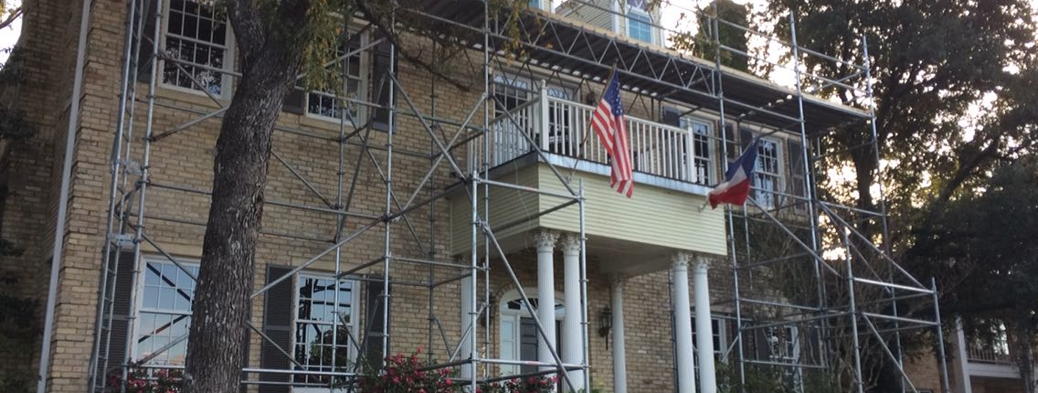 Scaffold for Residential Use